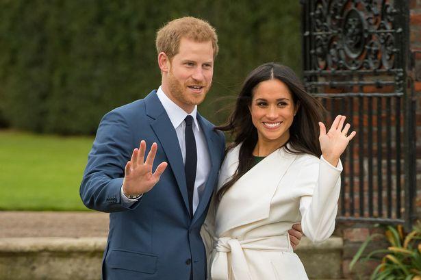 Anthony Carr's Royal Wedding Prediction!