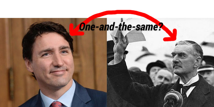 Trudeau Comparison