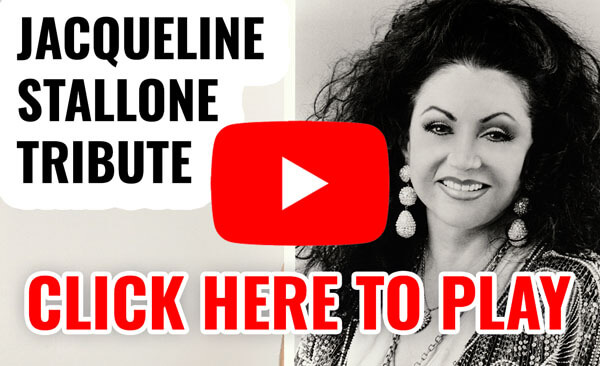 Jacqueline Stallone Tribute Video Link